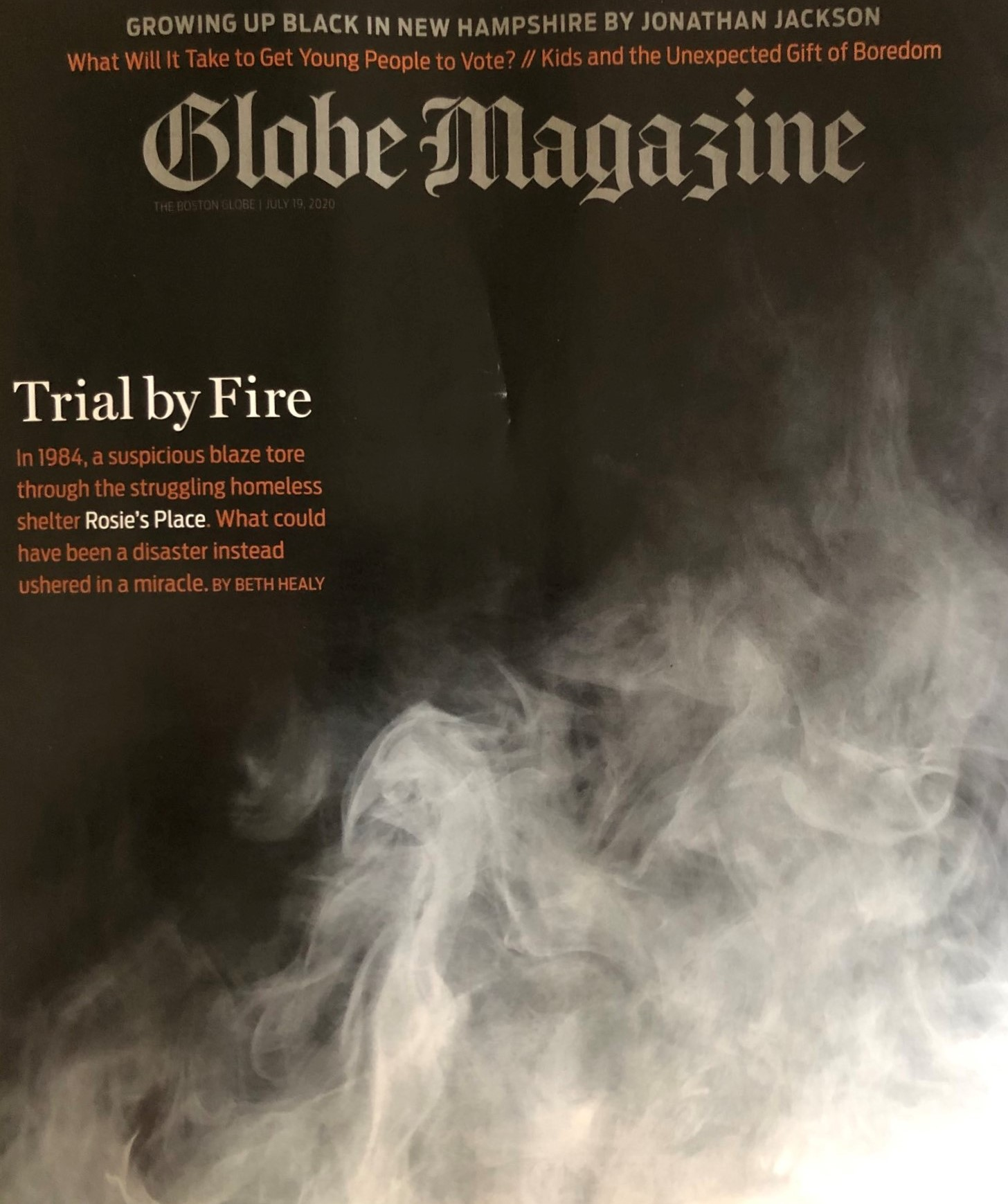 GlobeMag Cover